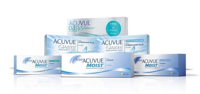 Productos Marca Acuvue®